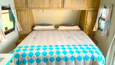 camper mattress topper